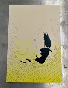 Image of Falling Girl