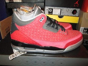 "Image of Cole's Air Jordan III (3) Retro ""Doernbecher Charity"" *SOLD OUT*"