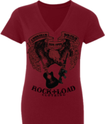 Image of Women's - Eagle v-neck