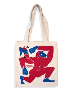 Image of Fountain of Youth Canvas Tote Bag