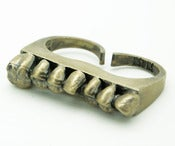 Image of CADAVER DOUBLE TOOTH RING