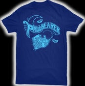Image of PALLBEARER &quot;RAT&quot; BLUE SHIRT