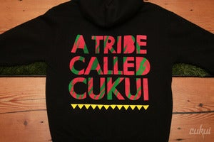 Image of Tribe Called Cukui - Zip Hoody