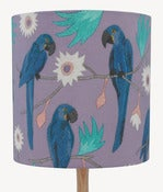 Image of Macaws Lampshade
