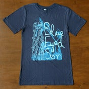 Image of Blue-Eyed Son - Dark Blue Tee *Preorder Special*