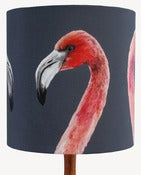 Image of Flamingo Lampshade