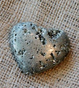 Image of Pyrite Heart