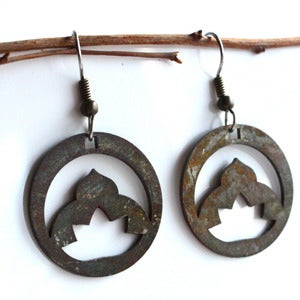 Image of Temple of flowers earrings