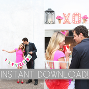 Image of Valentine's Day Party Printables