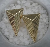 Image of Miniature Arrow Earrings