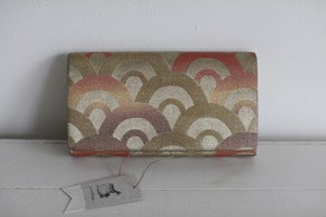 Image of 1970s Japanese clutch bag