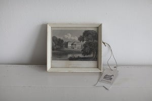 Image of 1920s little framed print