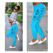 Image of Tiffany With An I - Leggings/Personalized