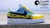 "Image of ""Tropical Sunrise"" Custom Air Force One"