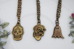Image of Bronze Necklaces