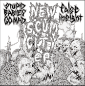 Image of SBGM & FALSE INSIGHT Split  New Scum City-7""