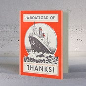 Image of Boatload of Thanks Boxed Set