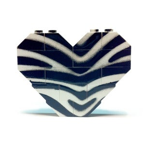 Image of ♥ Limited Edition ~ Zebra Print H.O.B