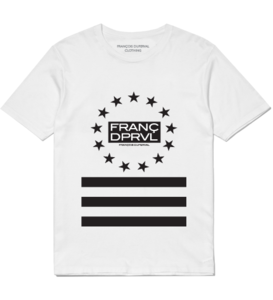 Image of STARS &amp; STRIPES WHITE TEE