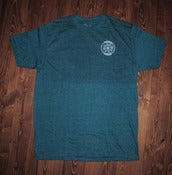 Image of Naval | Tee | Heather Dark Green