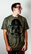 Image of Skull | Tee | Heather Army