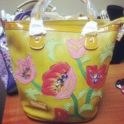Image of Nicole Lee Floral Bucket Bags 