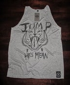 Image of Tigar | Tank Top | Heather Grey