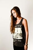 Image of 'Vel Knievel | Tank Top | Heather Charcoal