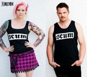 Image of Scum Industries Logo Singlet