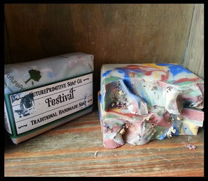 Image of Festival Handmade Soap
