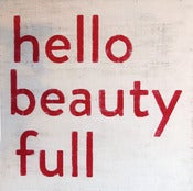 Image of Hello Beauty Full by Sugarboo Designs