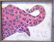 Image of Love To You (Pink Elephant) by Sugarboo Designs