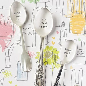 Image of New Baby Coffee Spoon