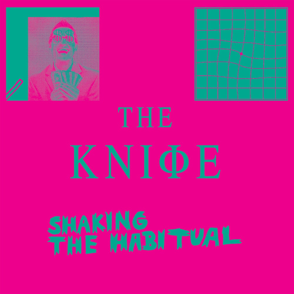 "The Knife 'Shaking The Habitual' (3x12"" vinyl)"