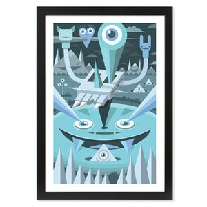 "Image of ""NIGHT VISION"" PRINT"
