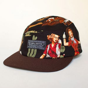 Image of The Ampal Creative- 5 panel-  Reverse II