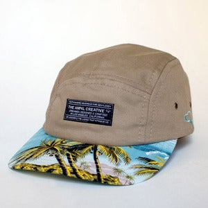Image of The Ampal Creative- 5 panel-  Seven Seas