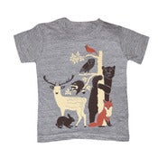 Image of Forest Friends | KIDS TEE