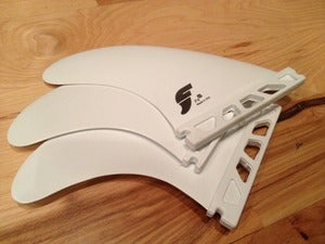 Image of Futures Fins V2F4 - Thuster set