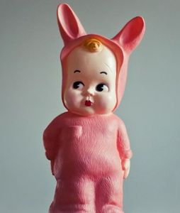 Image of Pink Baby Lapin Lamp