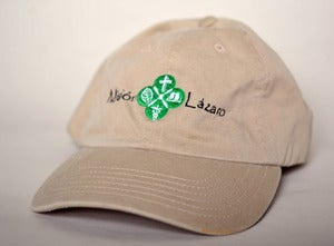 Image of Mision Lazaro Logo Cap