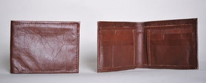 Image of Bi-fold Leather Wallet