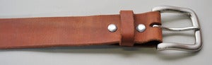 Image of Basic Leather Belt