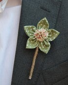 Image of Flower Buttonholes