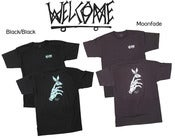 Image of Circus Hand T-Shirt Moon Fade