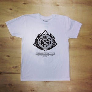 Image of The Exploration t-shirt (Men-White)