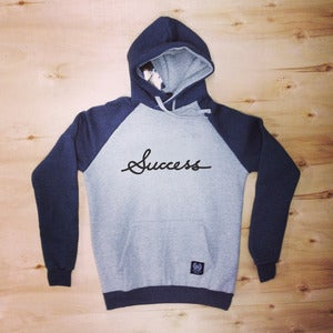 Image of The Logo hoodie (Men-Gray)