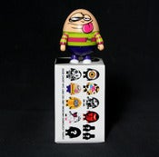 Image of EGGWOK Qee mini fugure  from TOY2R.