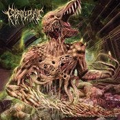 Image of Coprocephalic - Gluttunous Chunks (2013)