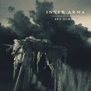 Image of Inter Arma-Sky Burial CD